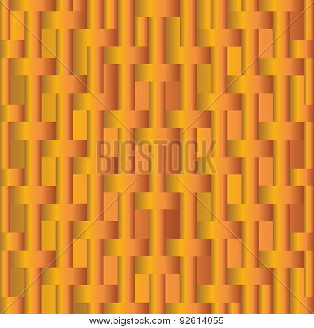 Abstract Background With Yellow-orange Bars