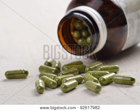 Moringa Capsule Pills