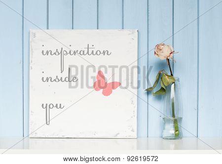 Inspiration Inside You