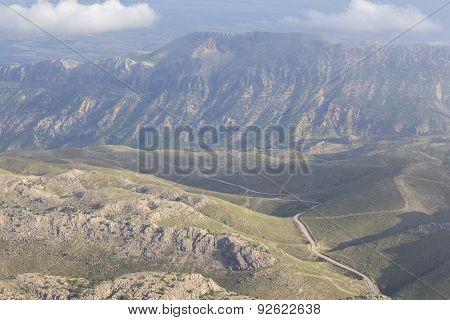 Nemrut Mountain In Turkey