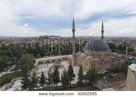 Sanliurfa City, Turkey