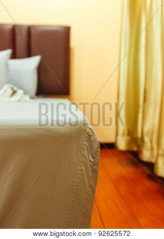Modern Bed Room.