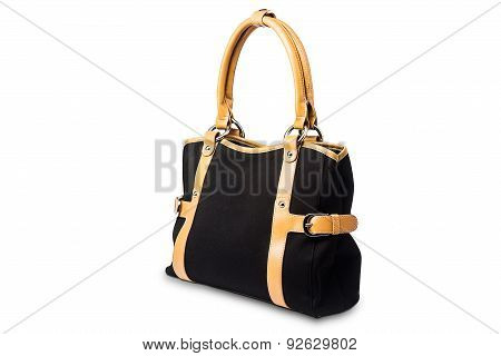 Black female bag