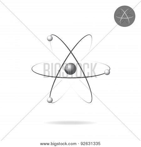 Atomic Concept Icon
