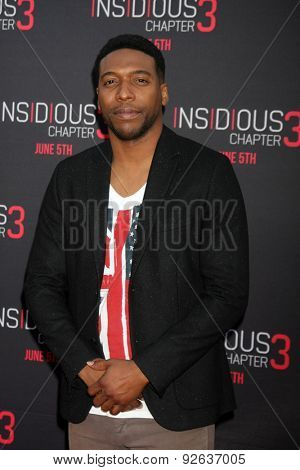 LOS ANGELES - JUN 4:  Jocko Sims at the