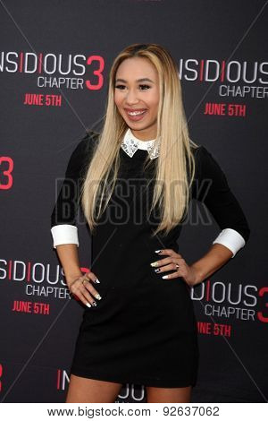 LOS ANGELES - JUN 4:  Eva Gutowski at the