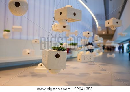 Object Exposed At Expo 2015, Milan