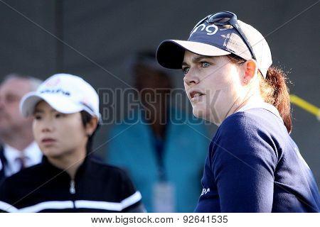Caroline Masson At The Ana Inspiration Golf Tournament 2015