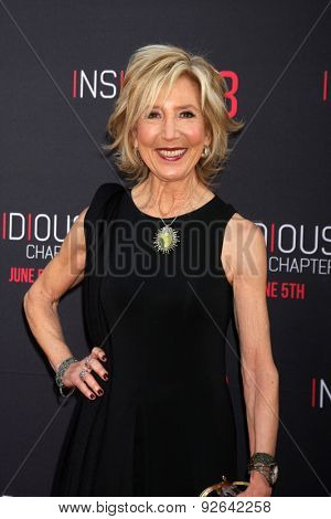 LOS ANGELES - JUN 4:  Lin Shaye at the