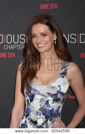 LOS ANGELES - JUN 4:  Lydia Hearst at the