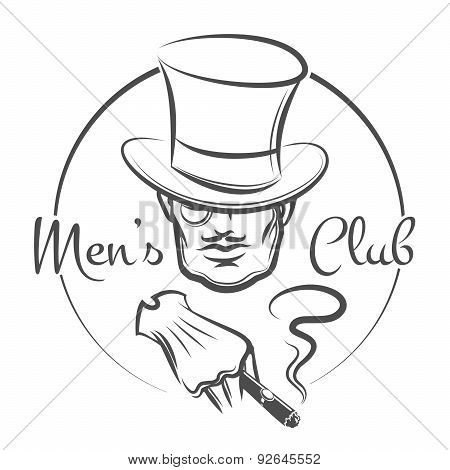 Mens Club Logo
