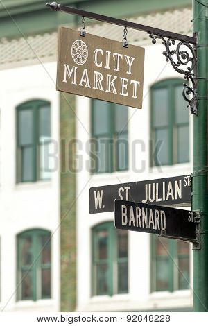 Savannah City Market