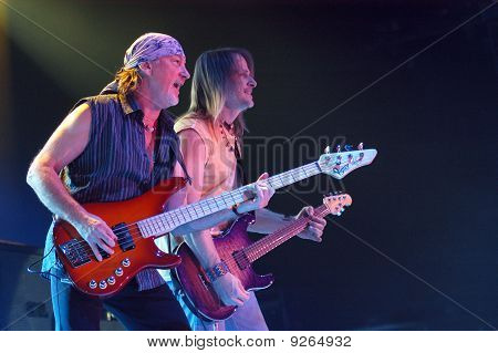 Deep Purple in concert