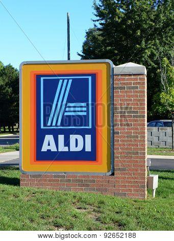 Aldi Store Logo