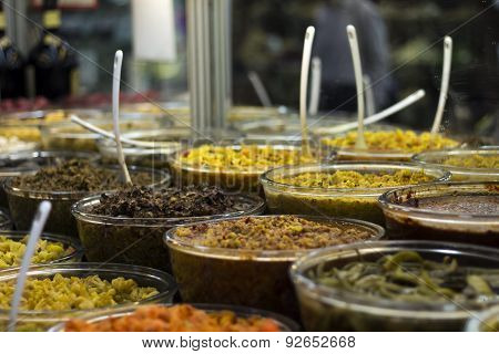 Mixed pickle market