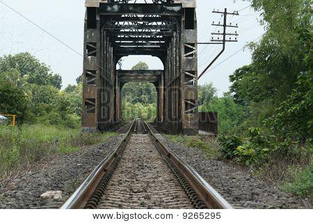 black bridge