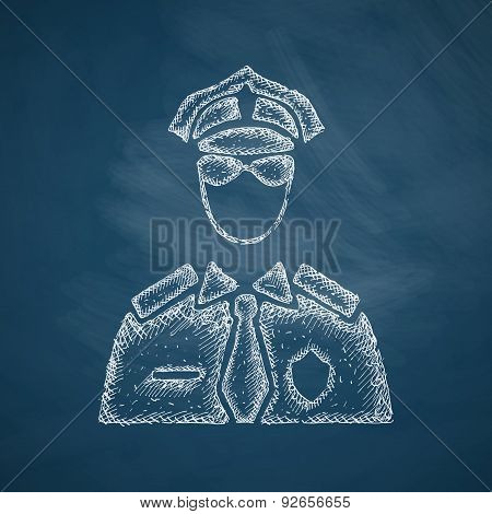 police officer icon