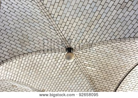 Guastavino Tile Ceiling - New York Municipal Building