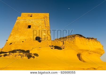 Xlendi,Gozo,Maltese Islands