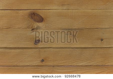 Board Made Of Wooden Planks