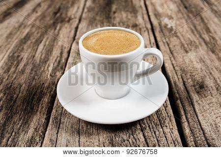 Coffee Concept - Cup Of Espresso Crema