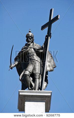Zygmunt III Vasa.