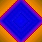 picture of psychedelic  - 60S Psychedelic modern blur and transparent patterns background - JPG