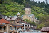 picture of bethlehem  - Holy Mother of God Church of Bethlehem in Tbilisi Georgia - JPG