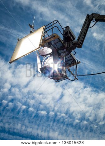 Hmi Daylight Projector Hanging  Ii