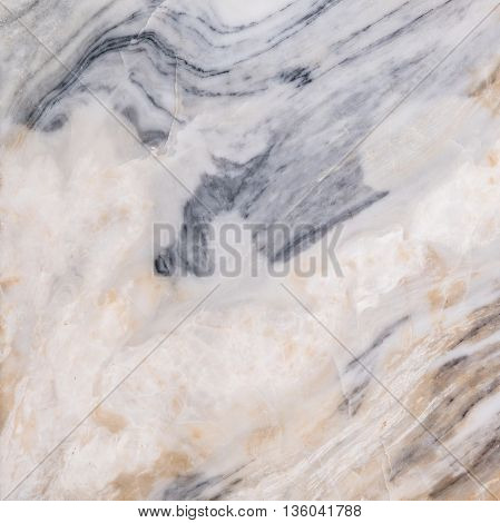 Closeup surface abstract marble pattern at color marble stone wall texture background