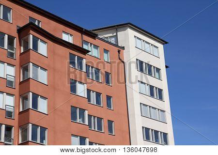 Generic Apartment Block