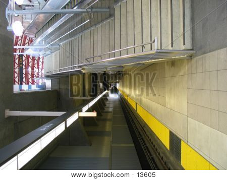 Stairway Perspective