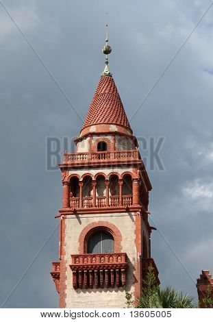 Flagler College Tower, St. Augustine Florida