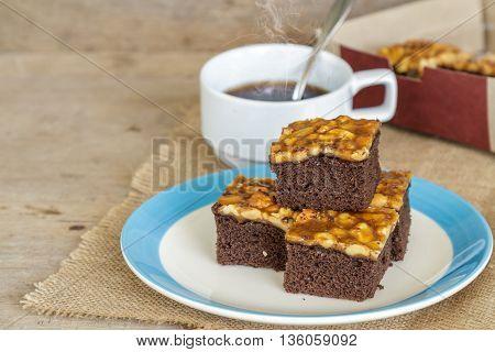 Toffee Cake Cashew