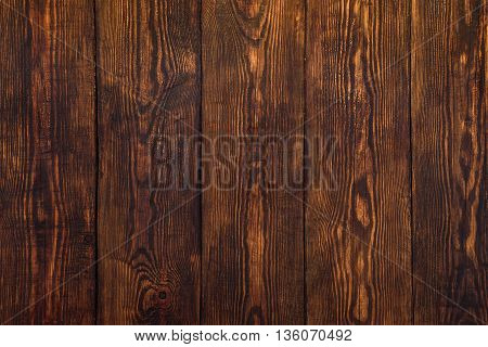 weathered wooden texture or background old panels with cracks, scratches, swirls, notch and chips