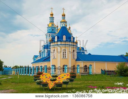 The Holy Ascension Cathedral in Ulyanovsk (Simbirsk)