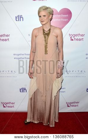 LOS ANGELES - JUN 25:  Angel McCord at the Together1Heart Launch Party at the Sofitel Hotel on June 25, 2016 in Los Angeles, CA