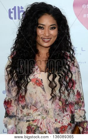 LOS ANGELES - JUN 25:  Chloe Flower at the Together1Heart Launch Party at the Sofitel Hotel on June 25, 2016 in Los Angeles, CA