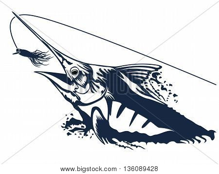Pacific Blue Marlin Deep