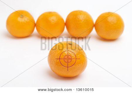 targeting mandarin