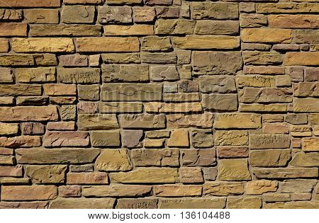 New Home Building Stone Veneer Granite Slate Rock Wall