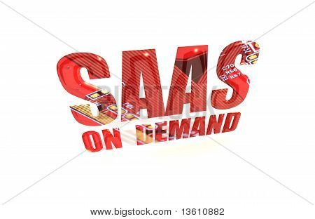 Saas, On-Demand