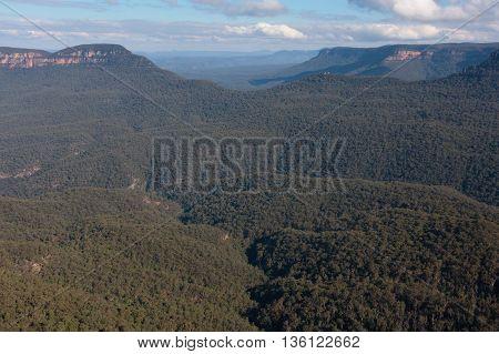 Blue Mountains NSW Australia - a scenic view