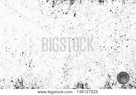 Grunge Dust Speckled Sketch Effect Texture .