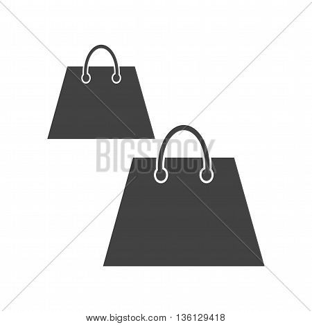 Store, shopping, bag  icon vector image. Can also be used for shopping. Suitable for use on web apps, mobile apps and print media.