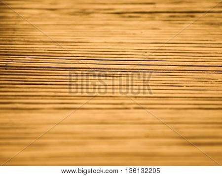 Natural wooden board background. Shallow depth of field