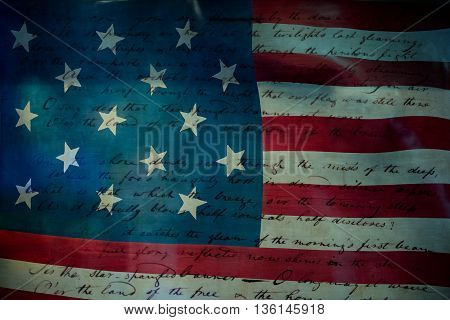 Usa America National Anthem Star Spangled Banner