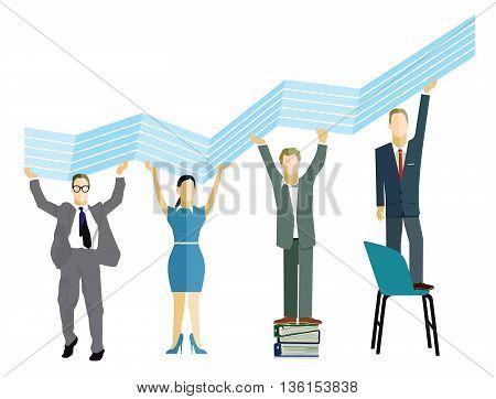 Successful budgets, appreciation, Finance, joy, group, business, personal,