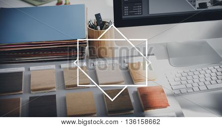 Architect Designer Engineer Creative Occupation Expertise Concept