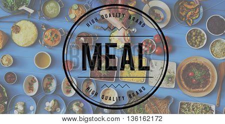 Meal Delicious Dining Dinner Eating Food Healthy Concept